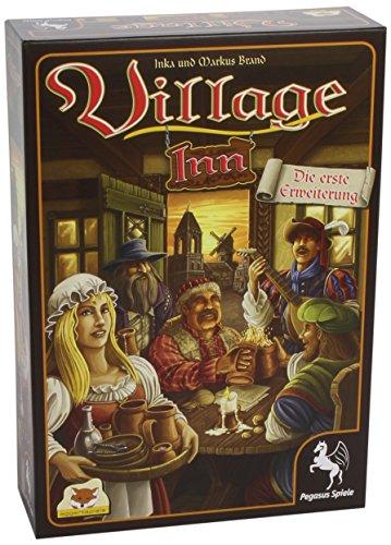 Pegasus Spiele 54512G - Village Inn (dt. + engl. Erweiterung)
