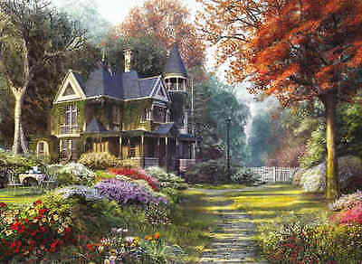 Viktorianischer Garten Clementoni 1000 Teile Puzzle 39172 NEU+OVP