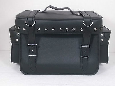 Suzuki Intruder 1400 Sissybar Tasche Motorradtasche Hecktasche Gepäcktasche SB09