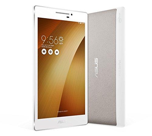 Asus ZenPad 7 Powercase Bundle Z370C-1L040A17,78 cm (7,0 Zoll) Tablet-PC (Intel_atom C3200, 2GB RAM, 16GB eMMC, Mali-450 MP4, Android 5.0) metallic