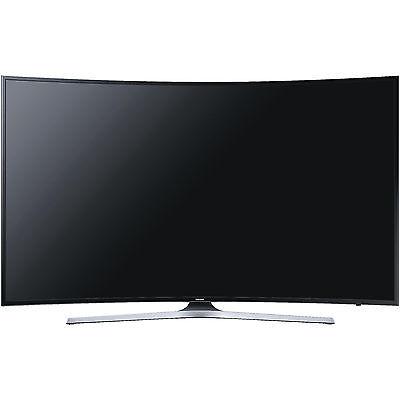 SAMSUNG UE55KU6179 LED TV (Curved, 55 Zoll, UHD 4K, SMART TV)
