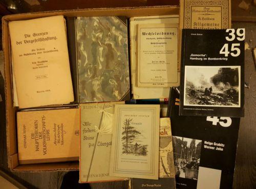 Bücherpaket, 1. und 2. Weltkrieg, 40Stück