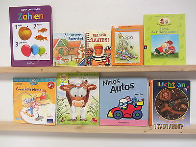 123 Bücher Kinderbücher Kleinkinderbücher Kindergartenbücher Bilderbücher