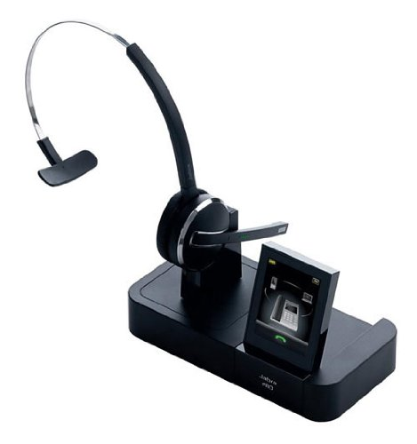 Jabra Pro 9470 drahtlos Kopfhörer