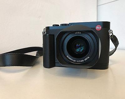 Leica Q Typ 116 26.3MP Digitalkamera - Schwarz,
