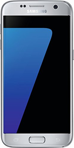Samsung Galaxy S7 Smartphone (5,1 Zoll (12,9 cm) Touch-Display, 32GB interner Speicher, Android OS) silber