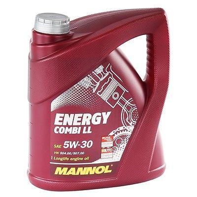 5W-30 Motoröl 4L Mannol Energy Combi LL 5W-30 API SN CF BMW LL-04 MB 229.51 C30
