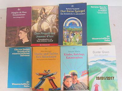100 Bücher Taschenbücher dtv Verlag