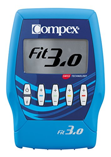 Compex Muskelstimmulations Gerät FIT 3.0, Blau, CO1 2534116