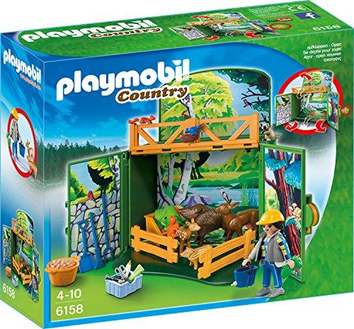 PLAYMOBIL 6158 - Aufklapp-Spiel-Box