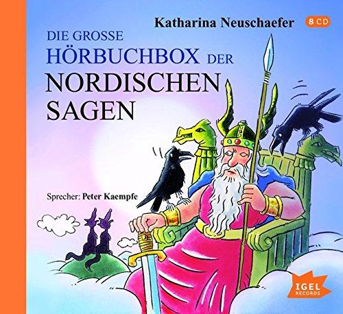 Die große Hörbuchbox der Nordischen Sagen (Nordische Sagen)