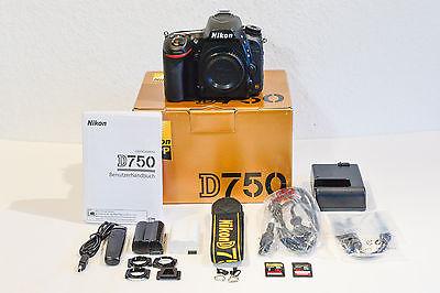 Nikon D750, sehr guter Zustand