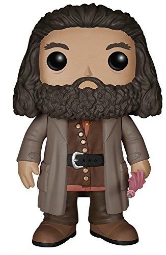 Funko - Figurine Harry Potter - Hagrid Oversized Pop 15cm - 0849803058647