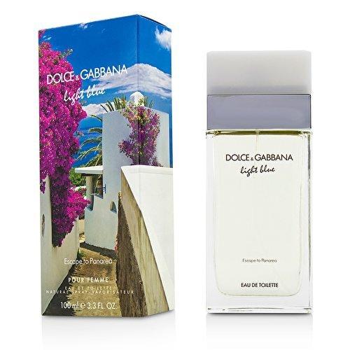 Dolce and Gabbana Light Blue Escape to Panarea Eau De Toilette Spray 100ml
