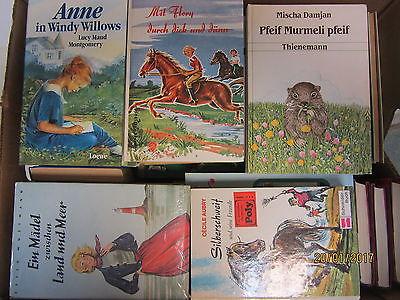 60  Bücher ältere Kinderbücher ältere Jugendbücher ältere Jugendromane