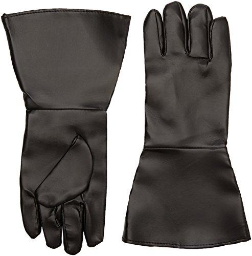 Widmann Mialno Party Fashion 8535A - Handschuhe aus falschem Leder für Herren