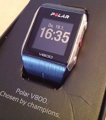 Polar V800 HR GPS Uhr
