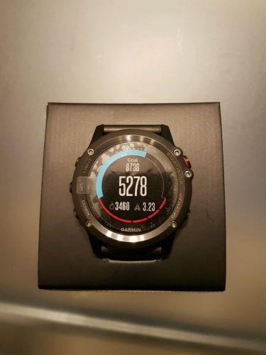 Garmin fenix 3 GPS in OVP inkl. Rechnung