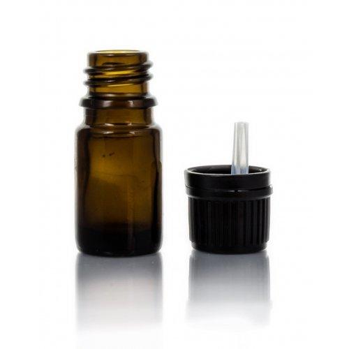 kissys schwarz Satin Parfum Luxus Öl 10ml ~ bernstein Flasche ~ mit Luxus Samtbeutel