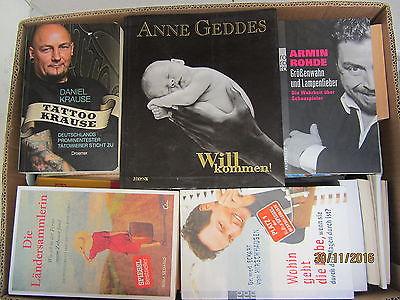 74  Bücher Softcover Romane Sachbücher u.a.