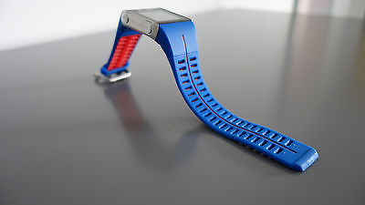 Uhr polar Trainingscomputer smartwatch V800 blau rot