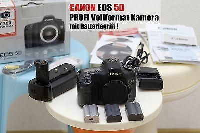 Canon EOS 5D Vollformat-Kamera