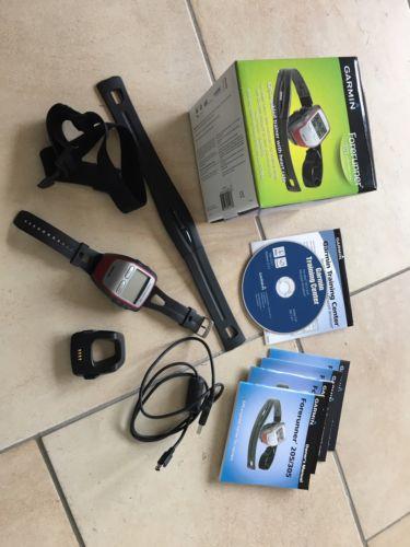 garmin forerunner 305 Pulsuhr GPS Uhr Herzfrequenz Pulsmesser