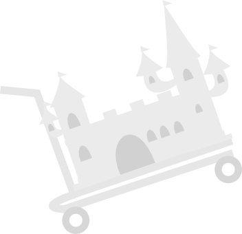 Widmann 6290R - Märchenperücke mit geflochtenem Zopf