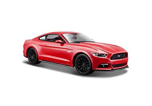 Maisto 531508 - 1:24 Ford Mustang GT 2015, Miniaturmodelle, Farblich Sortiert
