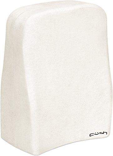 Knie-Kissen von Cush Comfort - Extra langes Knie-Unterstützungskissen für eine gerade Ausrichtung der Wirbelsäule während dem Schlaf