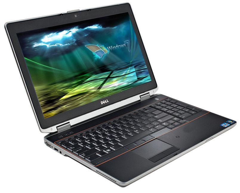 DELL Latitude E6520, Intel Core i5 2.5GHz, 8GB, 256 GB SSD, WLAN UMTS BT Web Cam