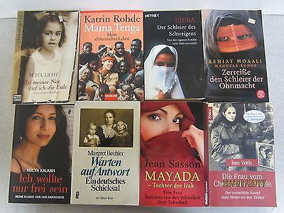 83 Bücher Schicksal Tragödie Lebensgeschichten Lebenstragödien Schicksale