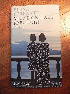 Elena  Ferrante, Meine geniale Freundin