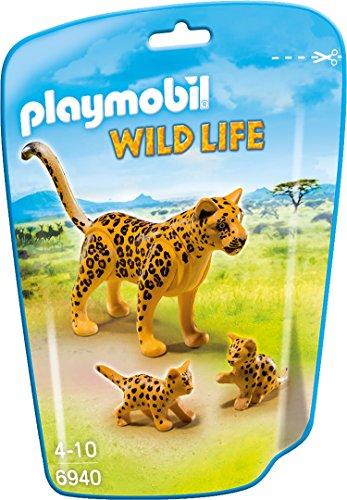 PLAYMOBIL 6940 - Leopard mit Babys