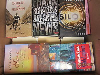 43  Bücher Romane Top Titel Bestseller Paket 1