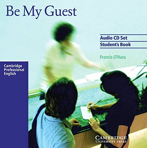 Be My Guest: Audio CDs (2)