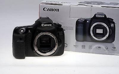 Canon EOS 60D   - gebraucht - nur 8568 Auslösungen