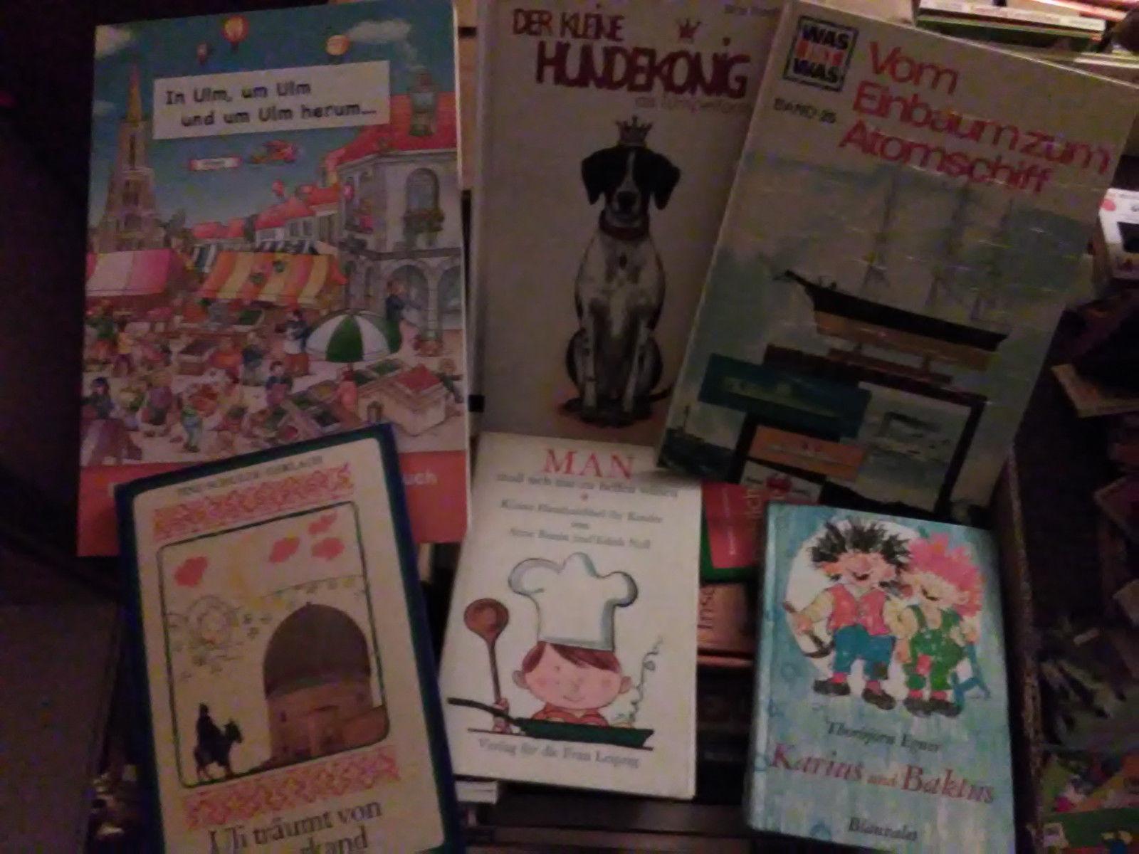 Riesiges Paket von 70 tollen Kinderbüchern teilweise aus der ehemaligen DDR