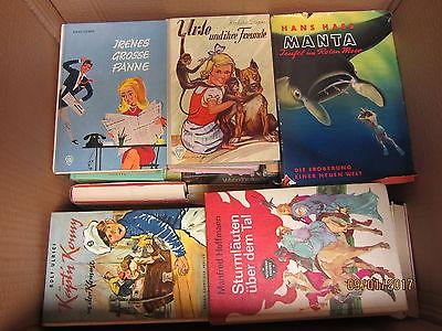 63 Bücher ältere Kinderbücher ältere Jugendbücher  Paket 4