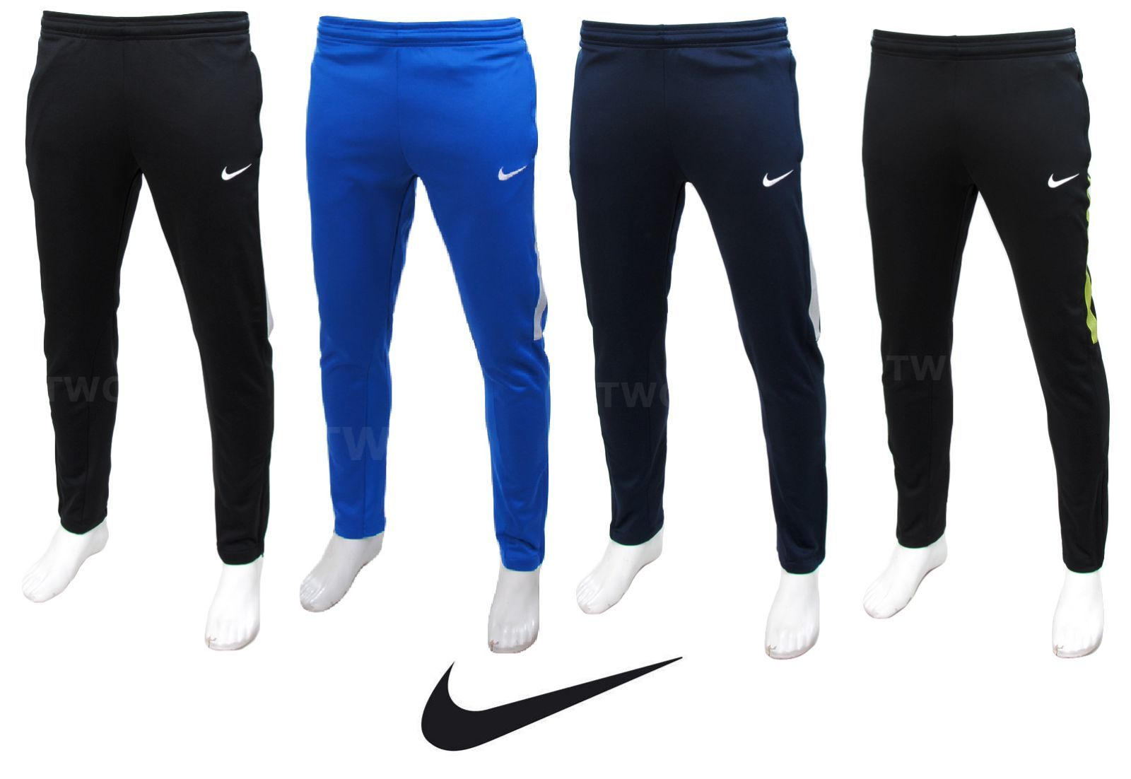 MENS NIKE SLIM TAPERED TRAINING TRACKSUIT BOTTOMS PANTS FOOTBALL RUNNING JOGGING