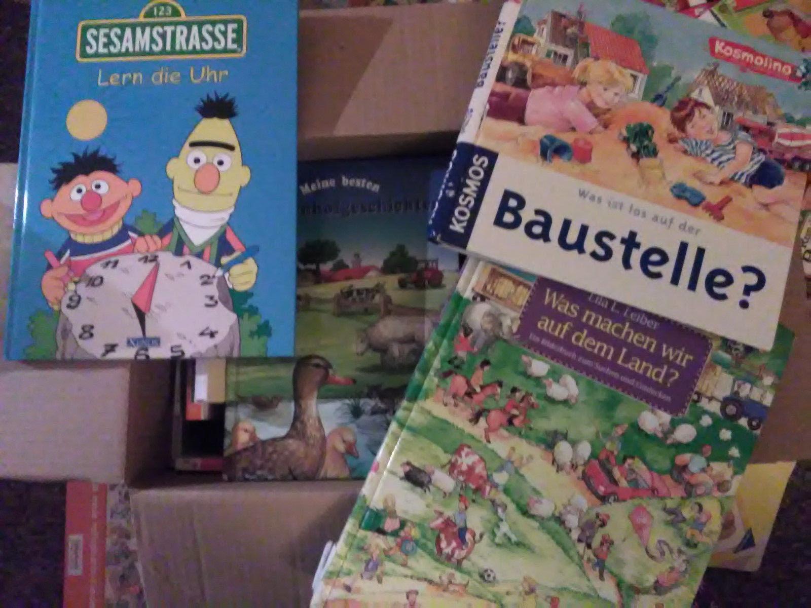 Riesiges Paket von 51 tollen Kinderbüchern von verschiedenen Autoren TOP!!!
