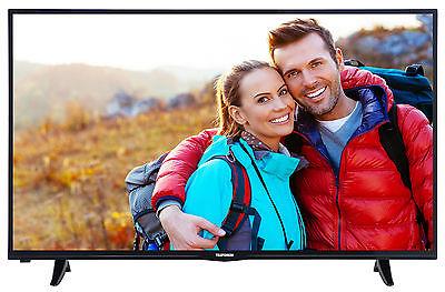 Telefunken XF50A401 LED Fernseher 50 Zoll Full HD DVB-C/-T2/-S2 Smart TV Netflix