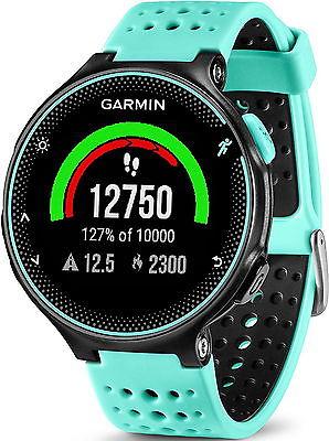 Forerunner 235 WHR Laufuhr Garmin Herzfrequenz am Handgelenk messen mit GPS