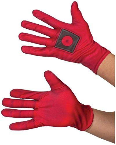 Rubie 's Offizielles Marvel Deadpool Handschuhe Zubehör, Erwachsenen Kostüm