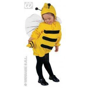 Kinder-Kostüm-Set Kleine Biene, Größe 104/110 (3-4 Jahre)