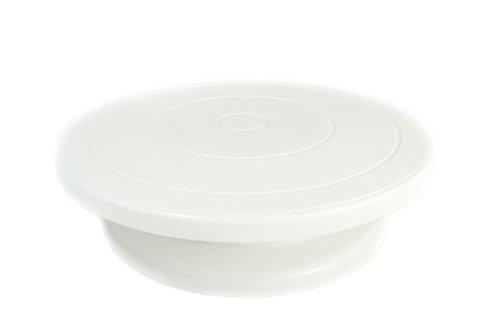 Städter 552135 Drehbare Tortenplatte ø 27.5 cm, Kunststoff