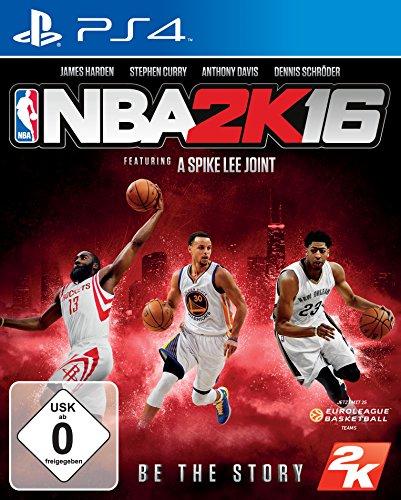 NBA 2K16 - [PlayStation 4]