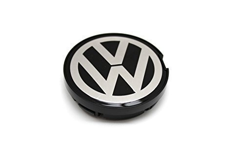 Original Volkswagen VW Ersatzteile Nabenabdeckung Alufelge (Golf IV, Bora, Polo)