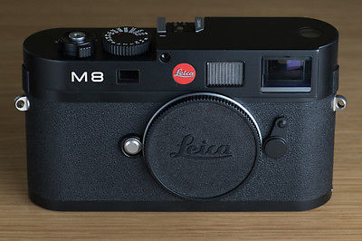 Leica M8 body in super condition. 3350 actuations only.
