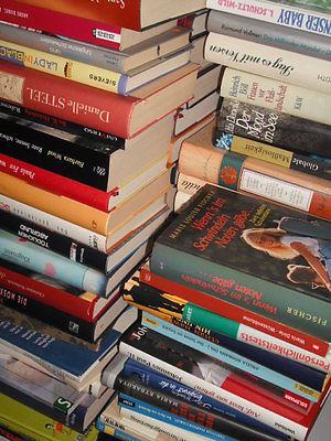 BücherPaket - Bücher - Sammlung - Büchersammlung - 30 KG Bücher